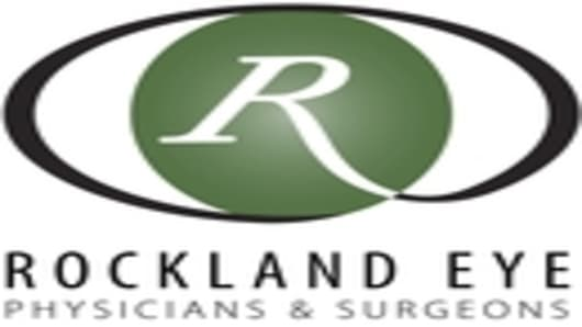 Rockland Eye Physicians and Surgeons Logo
