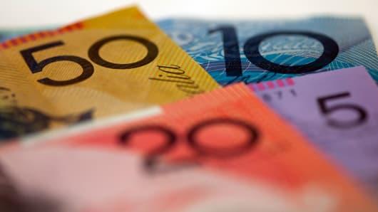Australian currencies