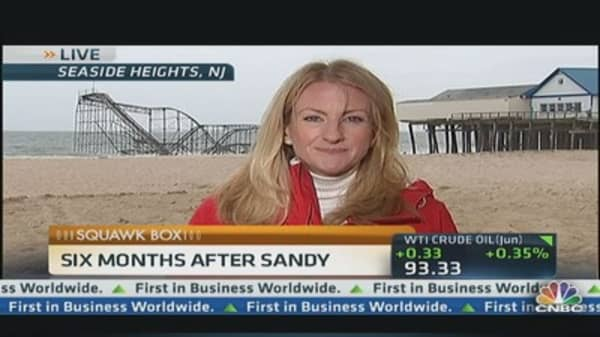 Six Months After Hurricane Sandy