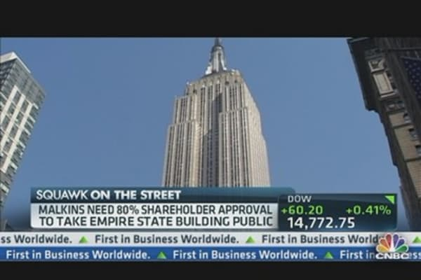 Want to Own a Piece of the Empire State Building?
