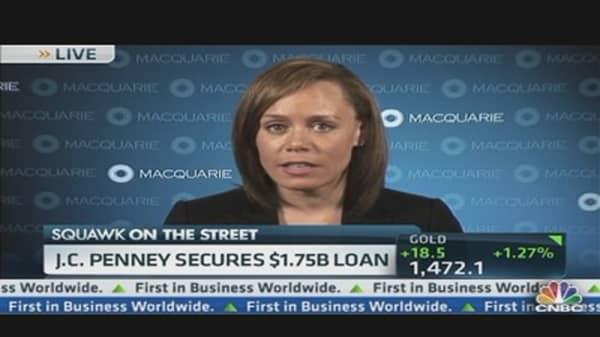 JC Penney Secures $1.75 Billion Loan From Goldman