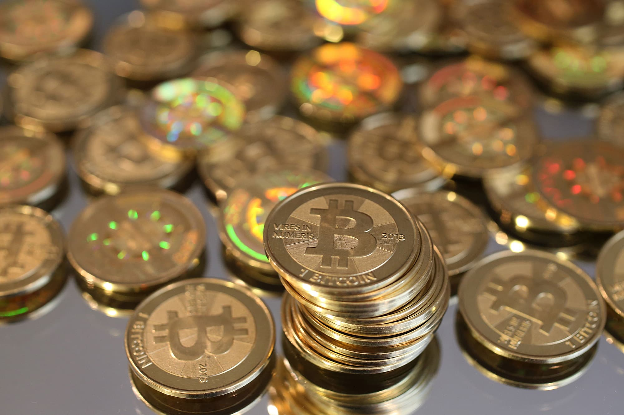 Cnbc Explains How To Mine Bitcoins On Your Own -