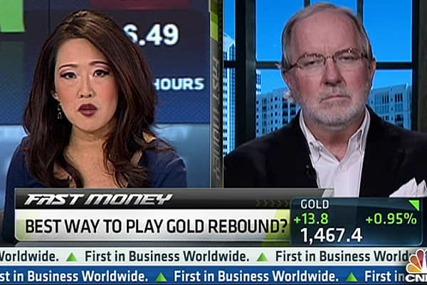 Dennis Gartman: I Hate This Gold Play