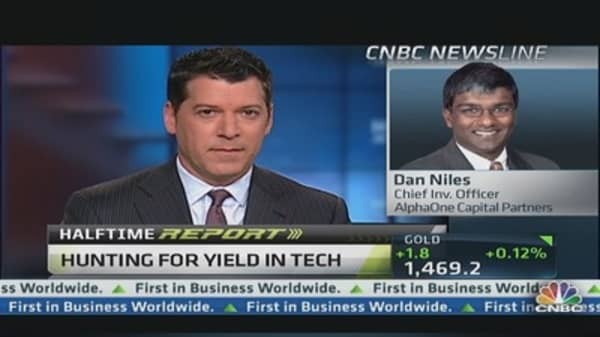 Apple As Top Yield Play: Dan Niles