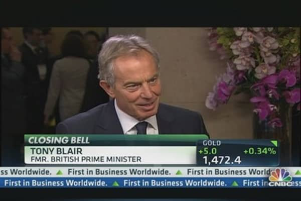 Tony Blair on Impact of Austerity