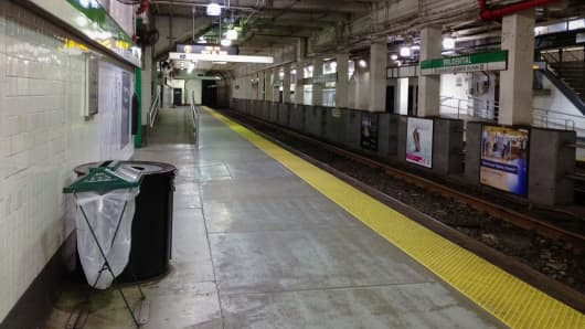 The Price Boston Pays- MBTA Transportation