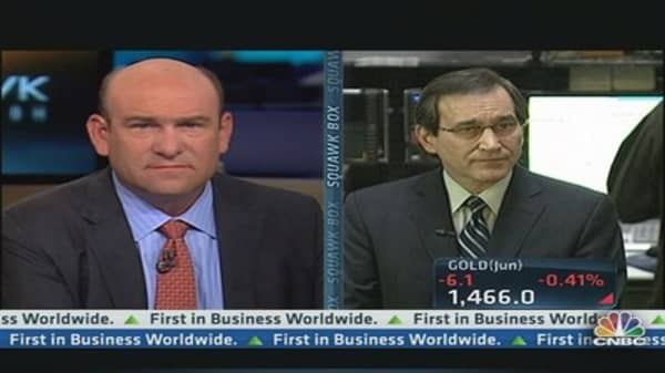 Spongy Jobs & Spongy Policy With More Down the Road: Santelli