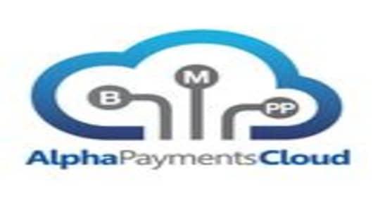 Alpha Payments Cloud Logo