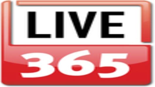 Live365, Inc. Logo