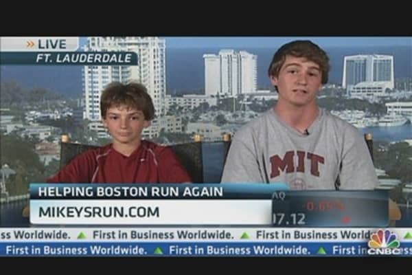 Helping Boston Run Again