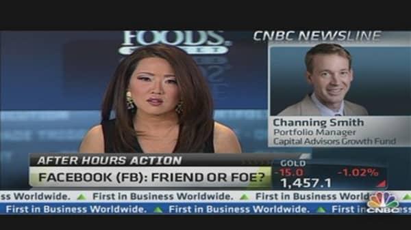 Facebook Earnings Out, Friend or Foe?
