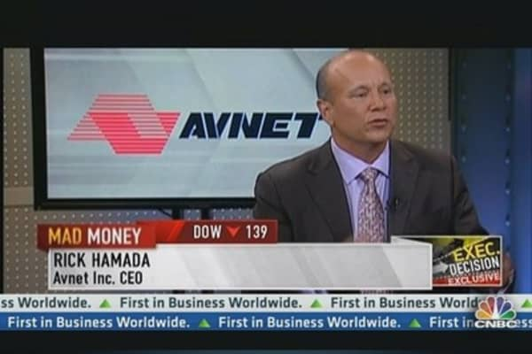 Avnet CEO on Tech Industry