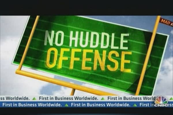 No Huddle Offense: Profits In the Pipeline?