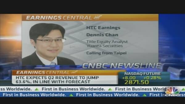 HTC's Woes Not Completely Over: Pro