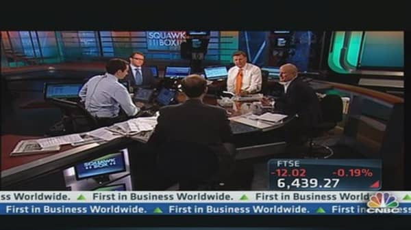 Ronald Perelman on Tax Fairness & Big Banks