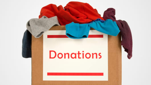Donations charity