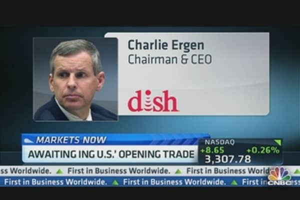 Ergen on Sprint: 'We're Offering a Higher Price'