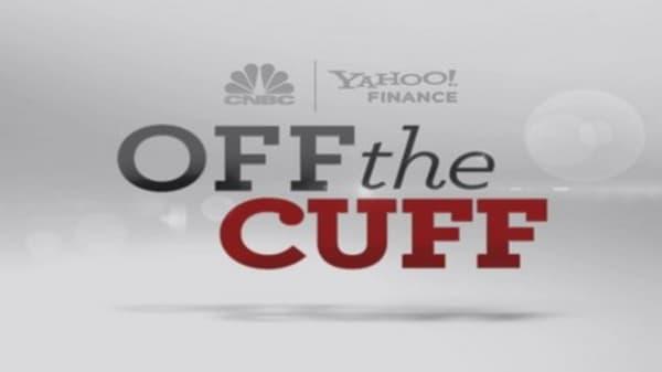 Off the Cuff: Daymond John, Entrepreneur