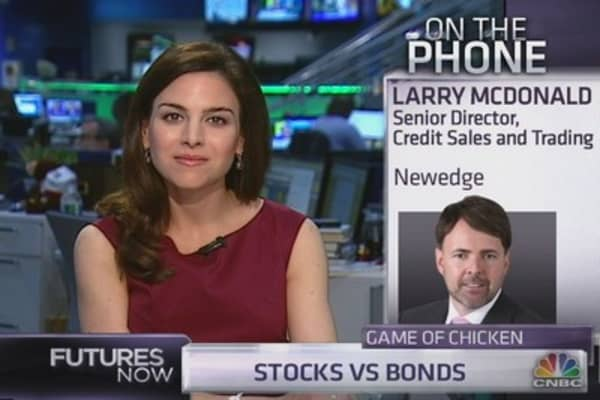 Larry McDonald: The Market is Risky Right Now