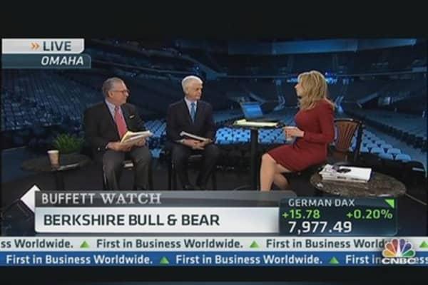 Berkshire Bull & Bear Spar