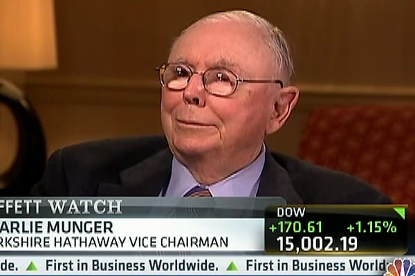 Why Charlie Munger Thinks HFT Is 'Basically Evil'