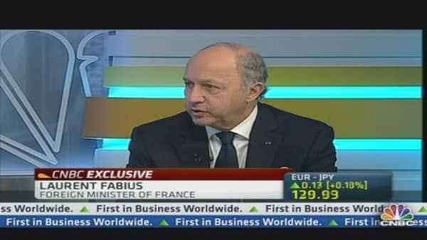 France is Pro-Business: Foreign Minister