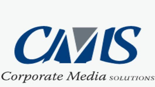 Corporate Media Solutions logo