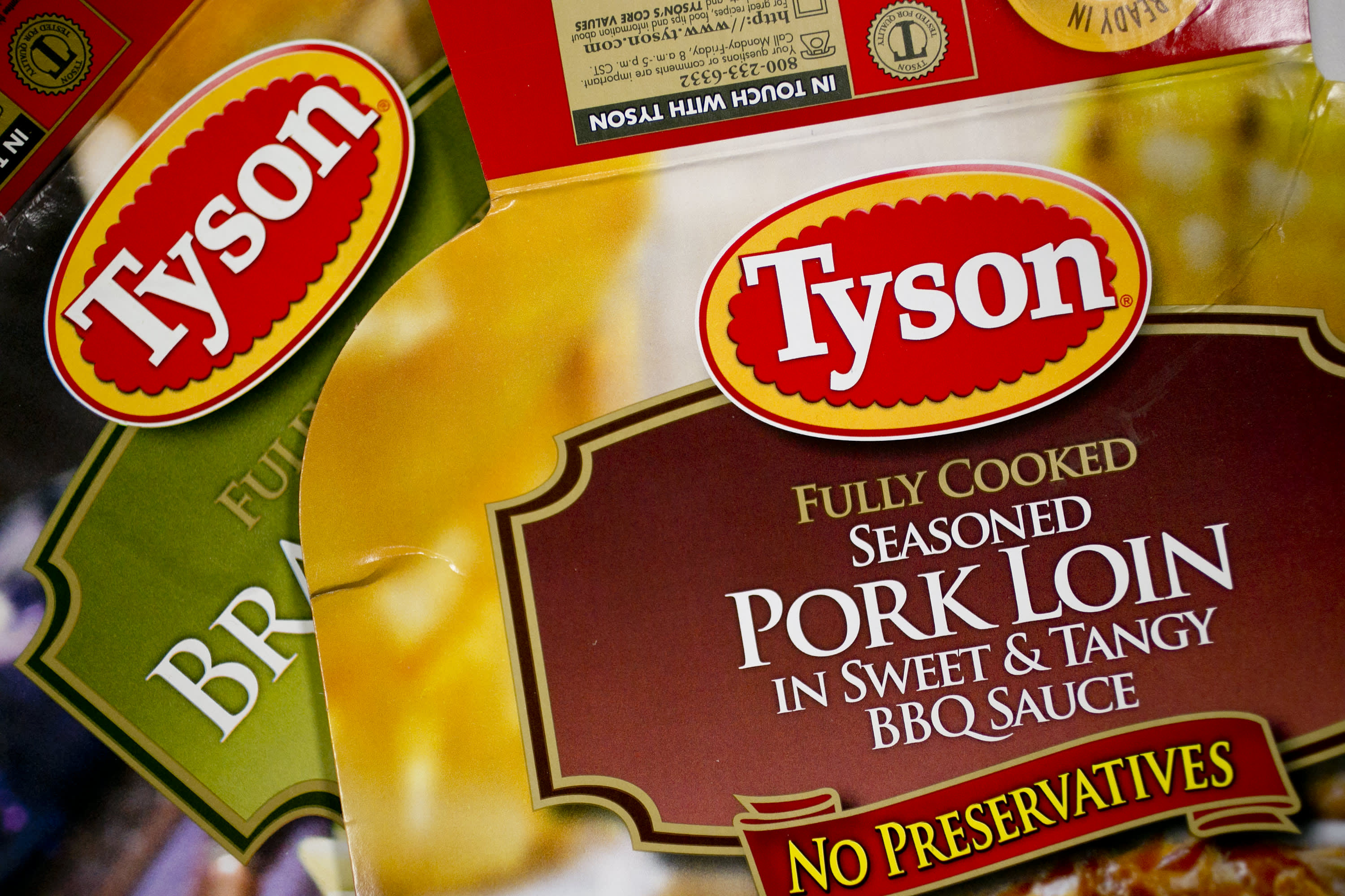 Tyson Profit Misses Target Full Year Sales Forecast Cut