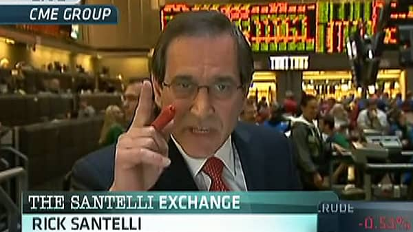 Santelli's Postmortem on Jobs Report