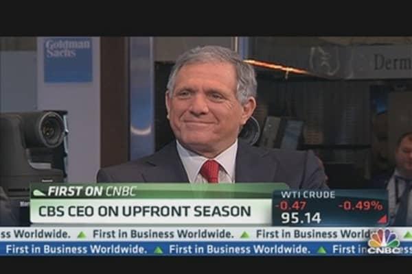 CBC CEO on Upfront Season