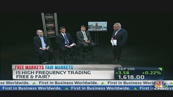 Is High Frequency Trading Free & Fair?