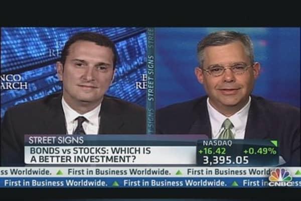 Bonds vs. Stocks: Which is Better?