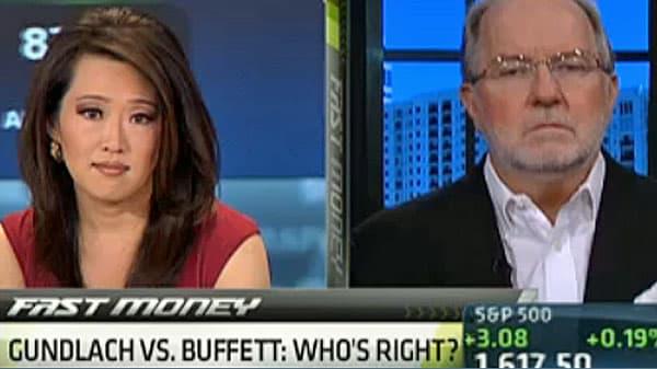 Gartman: Bear Market in Bonds Has Begun