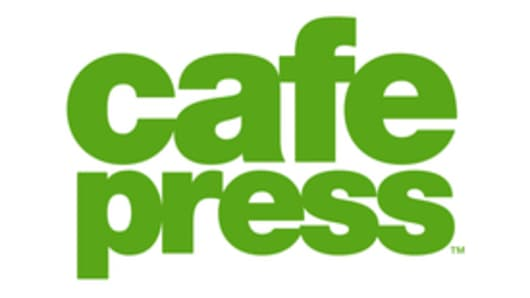 CafePress Company Logo