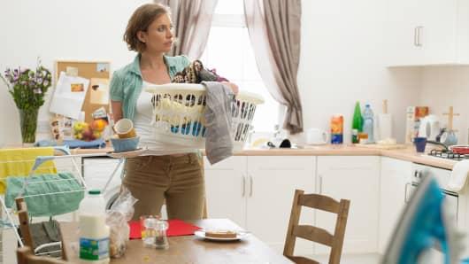 Housewife Housework