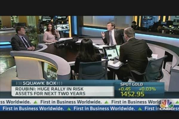 Has Roubini Backtracked on Equities?