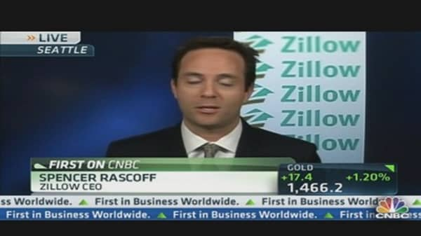 Zillow Shares Fall Despite Earnings Beat