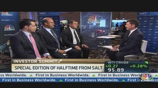 Roubini on the Fed & QE