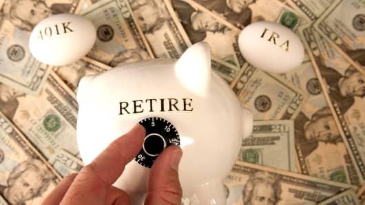 Personal finance 401K