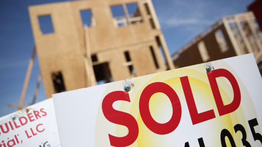 Housing new home sales real estate construction