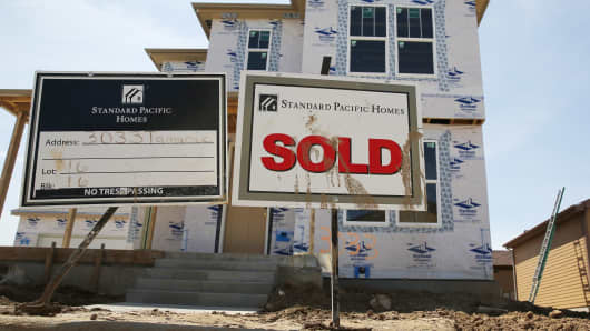 housing home sales new homes
