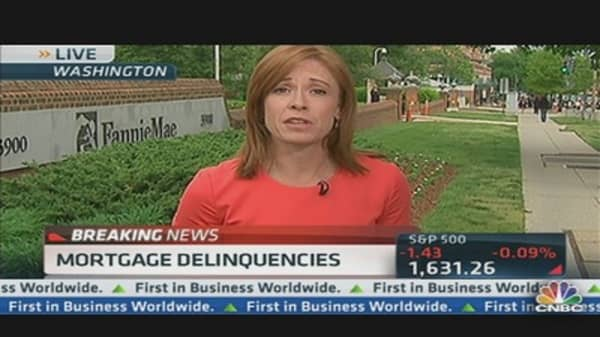 Mortgage Delinquencies Picture Improving