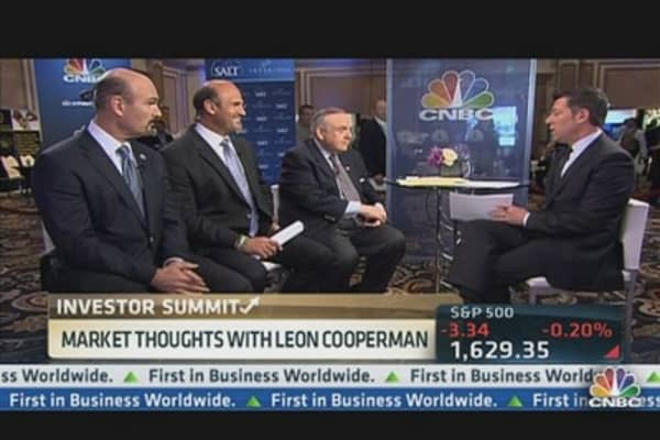 Leon Cooperman's Winning Apple Stock Play