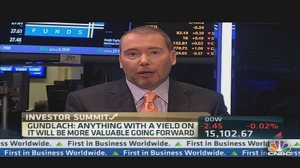 QE's Effects in 8th Inning: Jeff Gundlach