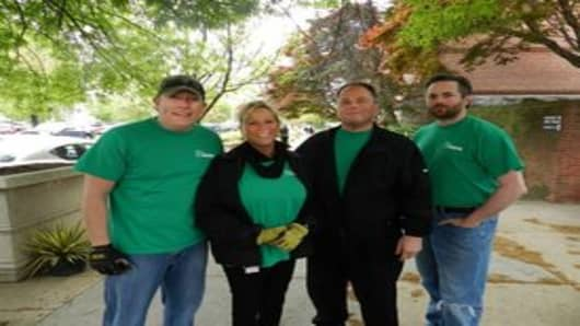 WSFS Supports DCH to Prepare for 375 Anniv of New Sweden Col