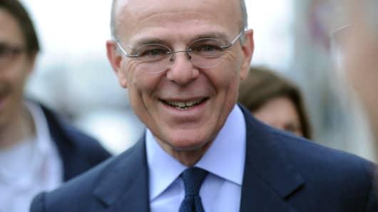 CEO Mario Greco