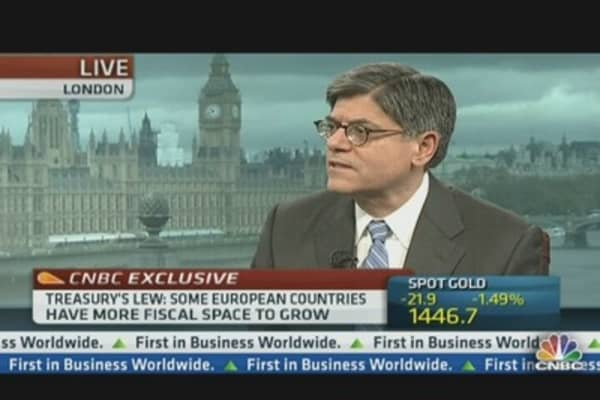 Lew: Japan Must Respect Rules on Yen