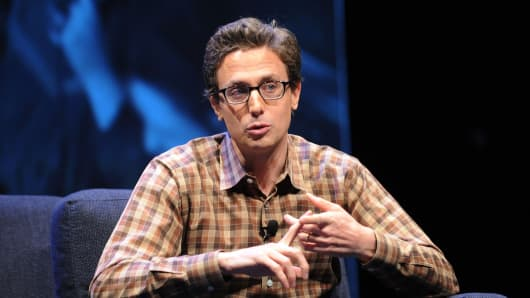 Founder and CEO of BuzzFeed, Jonah Peretti