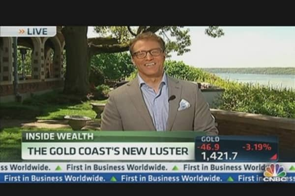 The Gold Coast's New Luster