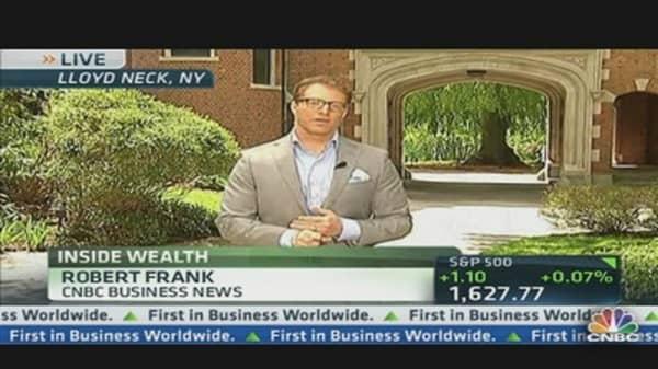 'Gatsby' Rich: Millionaires Then & Now